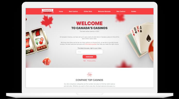 Canada's Casinos